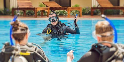 3 Simple Steps to Earning Your Scuba Certification, Rochester, New York