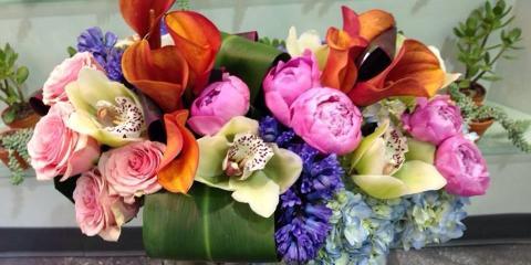 Celebrate Secretaries' Week With Beautiful Flower Arrangements From Peters Flowers in NYC, New York, New York