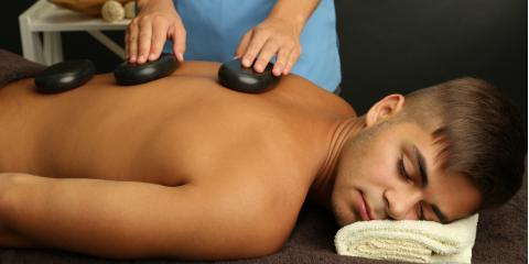 What Is a Hot Stone Massage? , Manhattan, New York