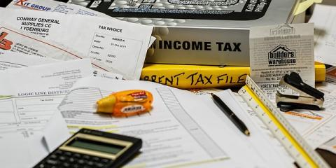 3 Ways Your Business Can Benefit From Year-Round Tax Consulting, Manhattan, New York