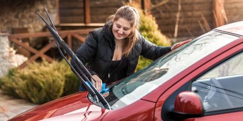 Windshield Cleaning Do's & Don'ts, Rochester, New York