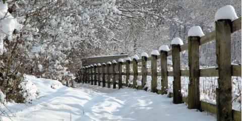4 Tips for Wood Fence Maintenance During the Winter, Spencerport, New York