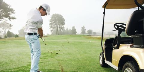 A Helpful Guide to Golf Divot Etiquette, Manhattan, New York