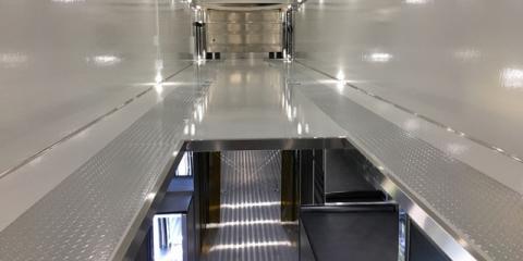 New 44' Renegade Lift Gate Stacker Trailer, Cuba, Missouri