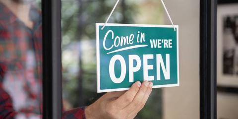 We are still open for the month of April, Middleton, Massachusetts