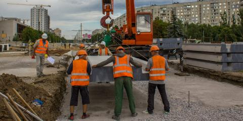 4 Construction Site Safety Tips, ,