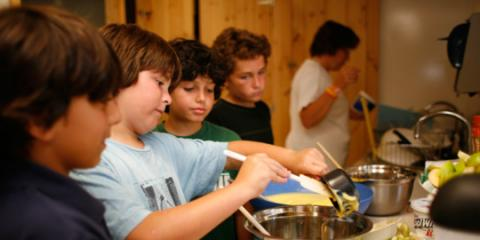 Top 3 Dinner Recipes From New England's Best Summer Camp, Piermont, New Hampshire