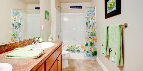 How to Design a Safe Bathroom for Children, Kailua, Hawaii