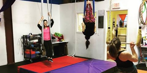 3 Class Sampler Pack - ONLY $40 at New Jersey Circus Center!, Robertsville, New Jersey