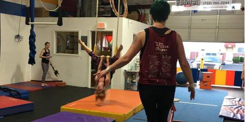 Reach New Heights at NJ Circus Center , Robertsville, New Jersey