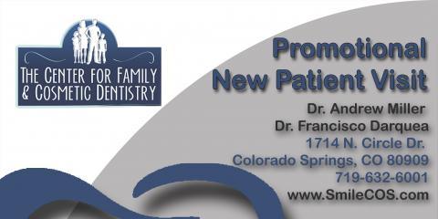 $99 New Patient Special! , Colorado Springs, Colorado