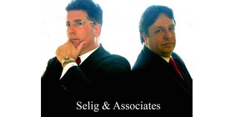 Solve your Tax Problem in 30 days or less! Bank Levies, Wage Garnishments, Property Seizures, the Whole Enchilada - Selig & Associates, That's all you need to know.  , Manhattan, New York