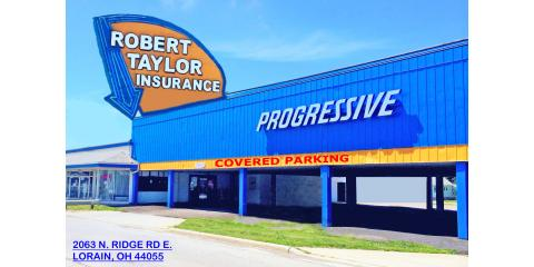 Robert Taylor Insurance, Auto Insurance, Finance, Lorain, Ohio