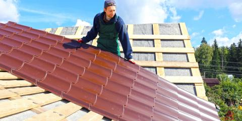 3 Common Designs to Consider for Your New Roof, Waynesboro, Virginia