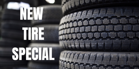 New Tire Special! , Lemay, Missouri