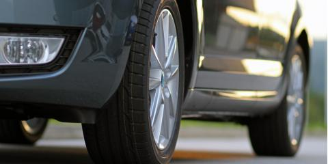 Why Having the Proper PSI on Your Car's Tires Keeps You Safe, New Haven, Connecticut