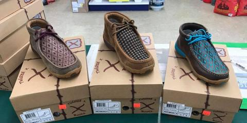 New Twisted X Mocs in Stock, Whiteville, Arkansas