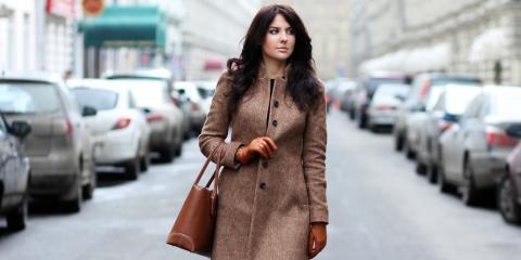 4 Ways to Update an Old Coat, Manhattan, New York
