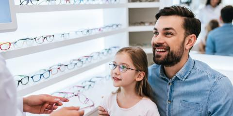 3 Ways to Help Your Child Love Their Glasses, Manhattan, New York