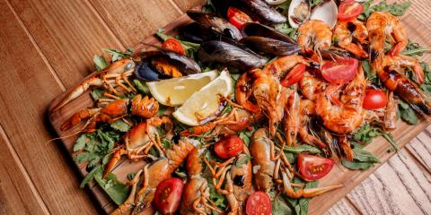 Craving Your Favorite Seafood Restaurant? Save Time & Order Online!, Manhattan, New York