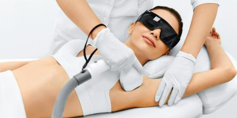Waxing Vs. Laser Hair Removal, Manhattan, New York