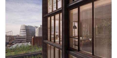 Mass Timber: The Future of Sustainable Living in NYC?, Manhattan, New York