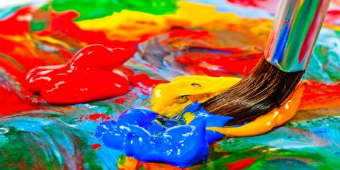 Canvas Painting & Beyond: 5 Art Therapy Crafts for Stress Relief, Manhattan, New York