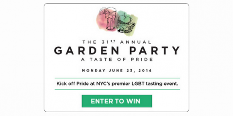 LGBT News: Win Two Free Tickets to The 31st Annual Garden Party, Courtesy of The Center!, Manhattan, New York