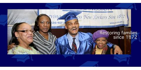 New York City Rescue Mission, Volunteer Services, Family and Kids, New York, New York