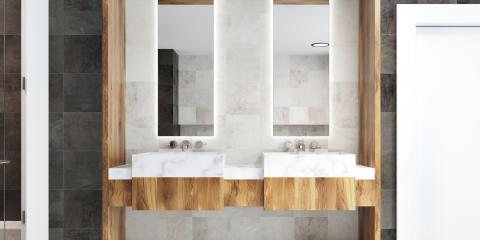 Choosing Between Single & Double Bathroom Vanities, Rochester, New York