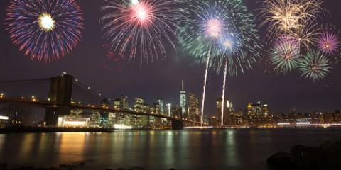 Ring in the New Year at Manhattan's Best Luxury Hotel, Manhattan, New York
