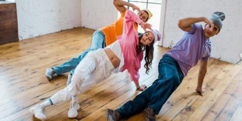 4 Styles of Hip Hop Dance, Newark, Ohio