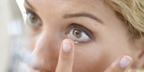 3 Recommended Contact Lenses If You Have Astigmatism, Newark, New York
