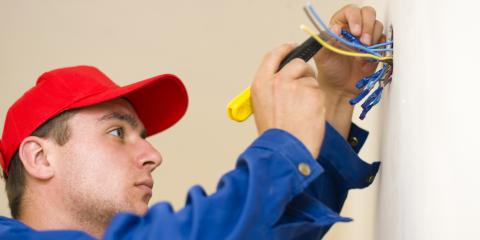3 Reasons to Replace Old Electrical Wiring, Newark, Ohio