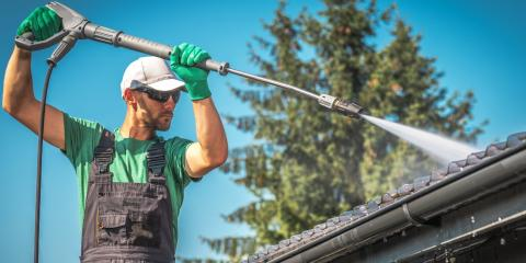 5 Tips to Keep Your Gutters Clean, Franklin, Ohio