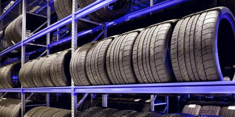 3 Tips for Buying New Tires, Newark, Ohio