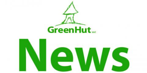Green Hut All-Natural Food Store Debuts Two New Websites, Spencerport, New York