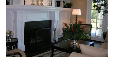 Accent Classic With Trendy: Margaret Brower Interiors Provides Inspiration For Your Home Interior, Woodbury, New York