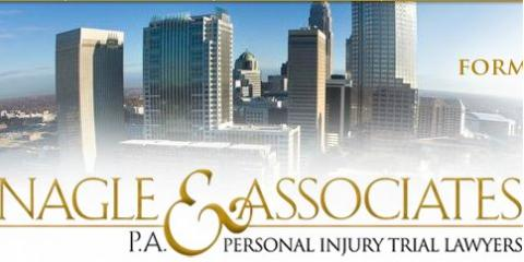 Let The Experienced Attorneys at North Carolina's Nagle & Associates Handle Your Personal Injury Claims, Winston-Salem, North Carolina