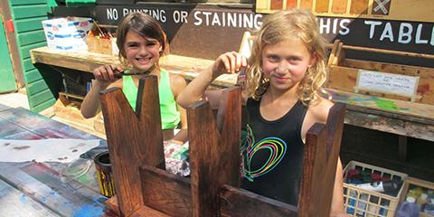 How Summer Camp Teaches Responsibility, Piermont, New Hampshire