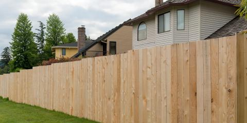 What to Know Before Building a Fence, Nicholasville, Kentucky