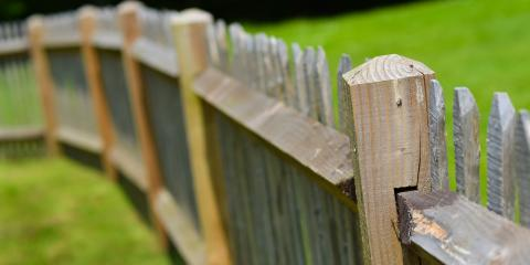3 Common Fence Issues, Nicholasville, Kentucky