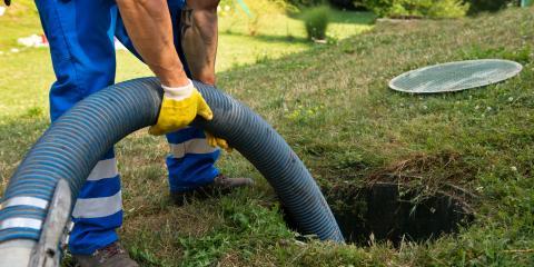 3 Signs You Need Septic Pumping Service, Greensboro, North Carolina
