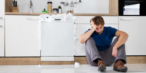 3 Signs It's Time for Professional Dishwasher Repairs, Ogden, New York