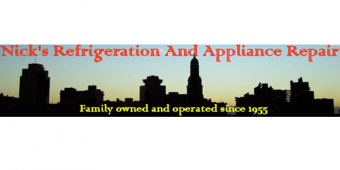 Nick's Refrigeration and Advanced Appliance , Appliance Repair, Services, Spencerport, New York