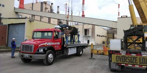 Nieman's Service Inc, Auto Towing, Services, Wisconsin Rapids, Wisconsin