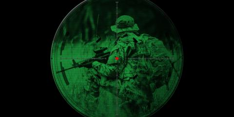 Guns 101: What's the Difference Between Night & Thermal Vision?, Port Aransas, Texas