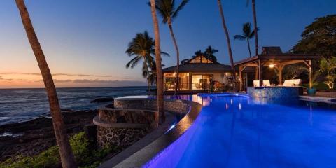 Which Swimming Pool Lights Do You Need?, Kailua, Hawaii
