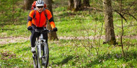 4 Tips for Safe Bicycling on Roads & Trails, Nixa, Missouri