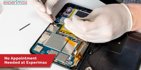 Experimax: the Best Place to Get Your Broken iPhone Fixed! More Reliable than Mall Shops, Less Expensive than Apple, Avon, Indiana